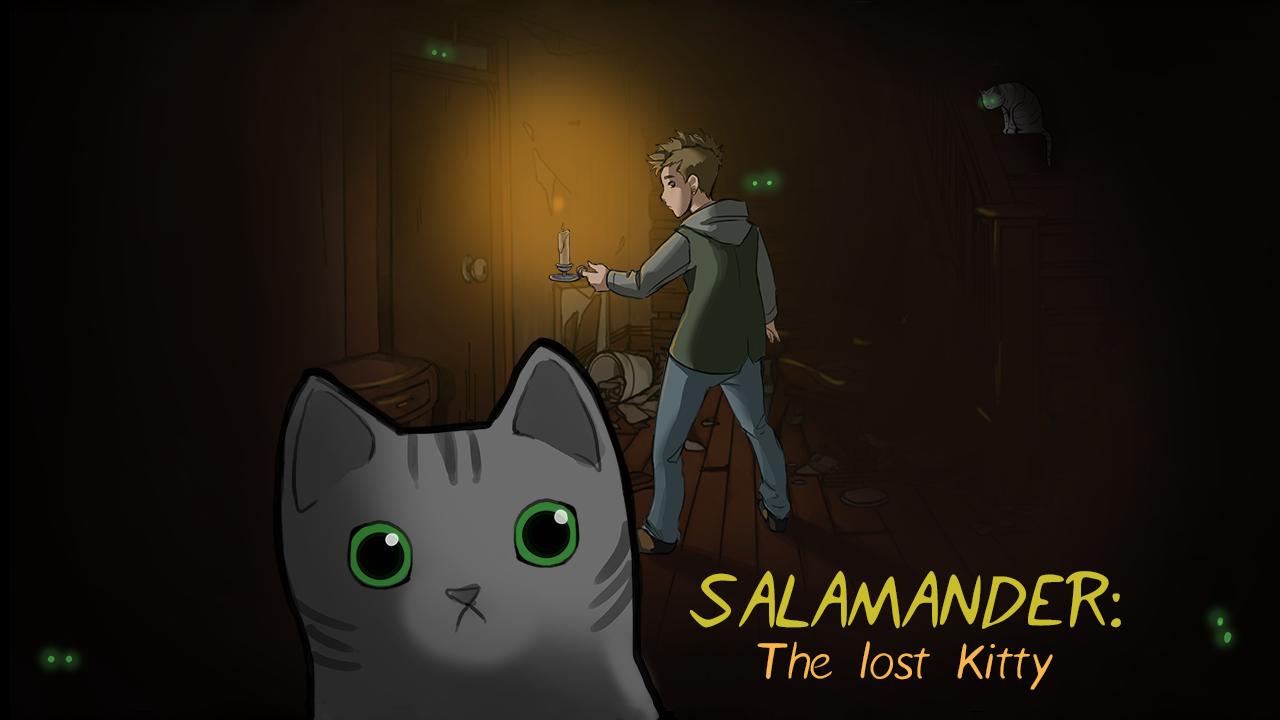 Salamander: The Lost Kitty