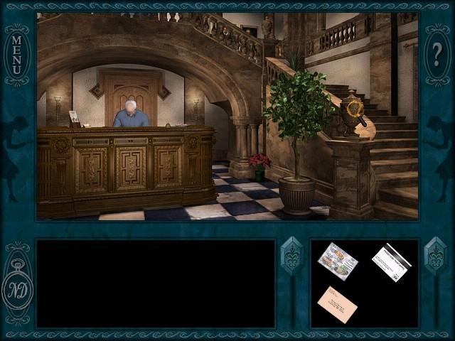 Nancy Drew 4 - Treasure in the Royal Tower