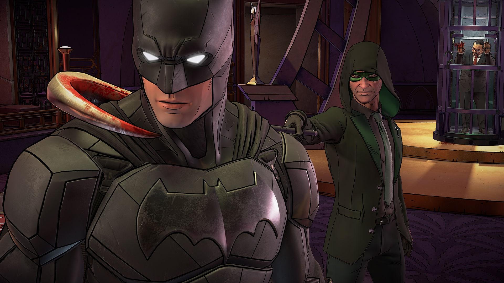 Batman Season 2: The Enemy Within