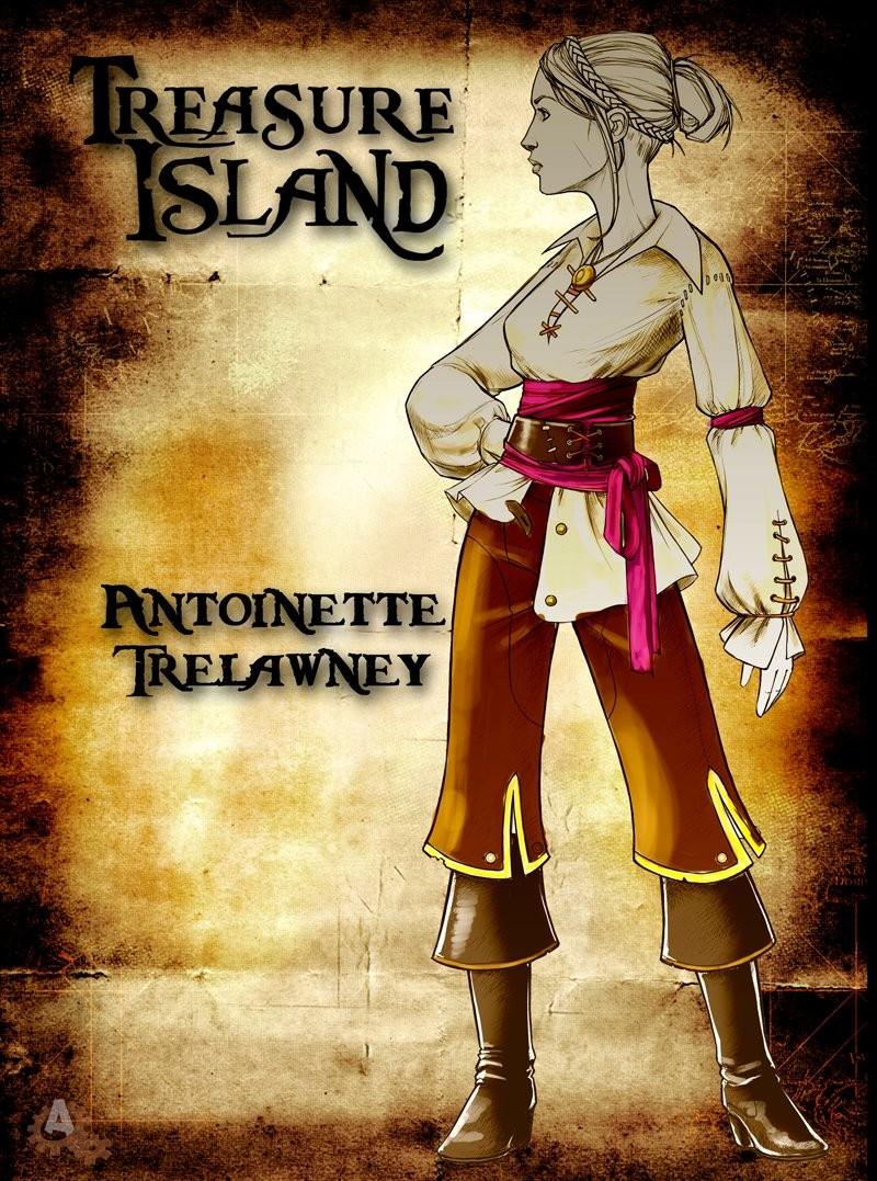 Treasure Island (Artworks)