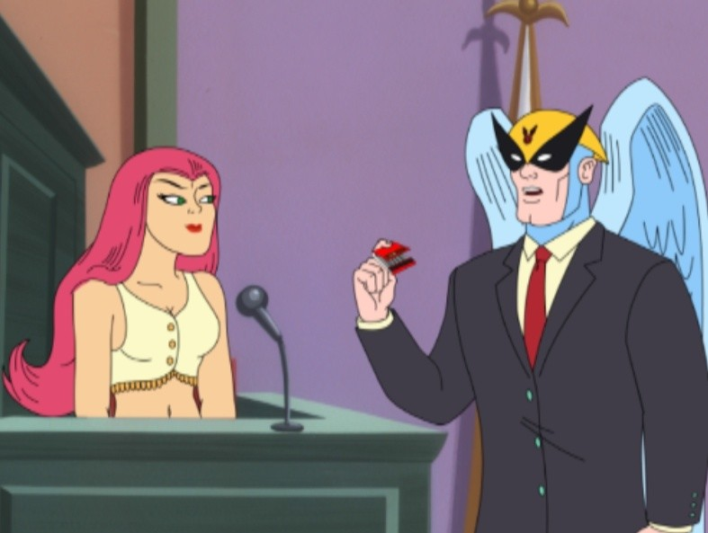 Harvey Birdman - Attorney at Law