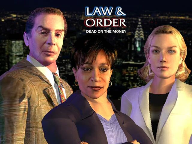 Law & Order 1  - Mord im Central Park