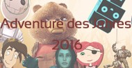 Adventure des Jahres 2016