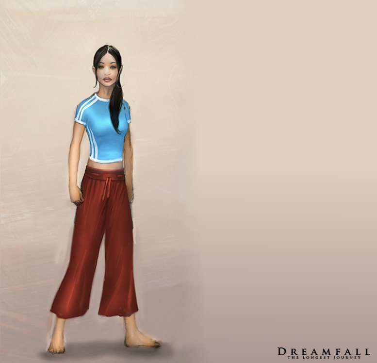 Dreamfall (Artworks)