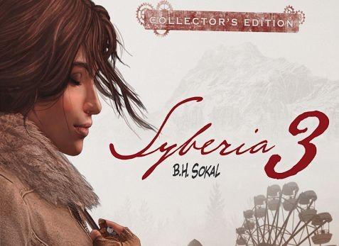 Gewinnspiel zu Syberia 3