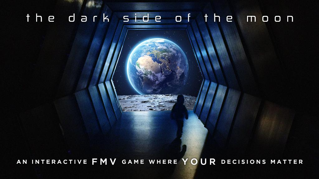 FMV-Adventure The Dark Side of the Moon bei Kickstarter