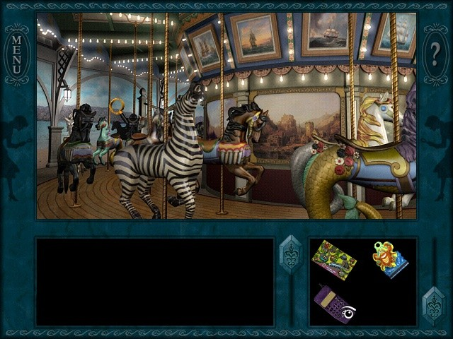 Nancy Drew 8 - The Haunted Carousel