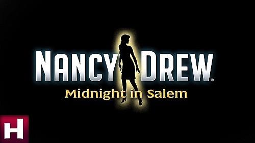 Nancy Drew 33 - Midnight in Salem