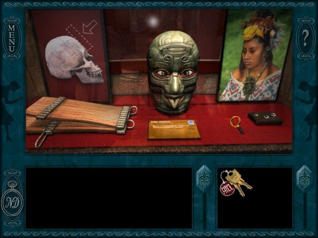 Nancy Drew 6 - Secret of the Scarlet Hand