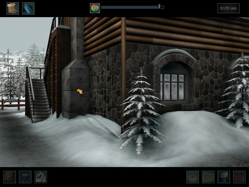 Nancy Drew 16 - The White Wolf of Icicle Creek