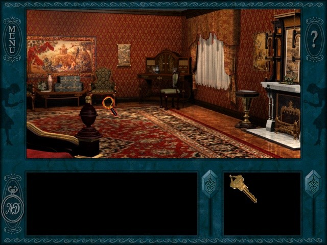 Nancy Drew 3 - Message in a Haunted Mansion