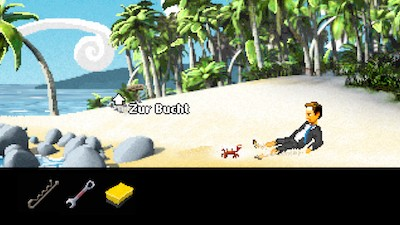 Neo Magazin Game Royale 2 - The Secret of Jannis Island