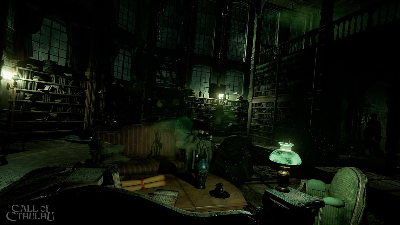Call of Cthulhu - The Official Video Game