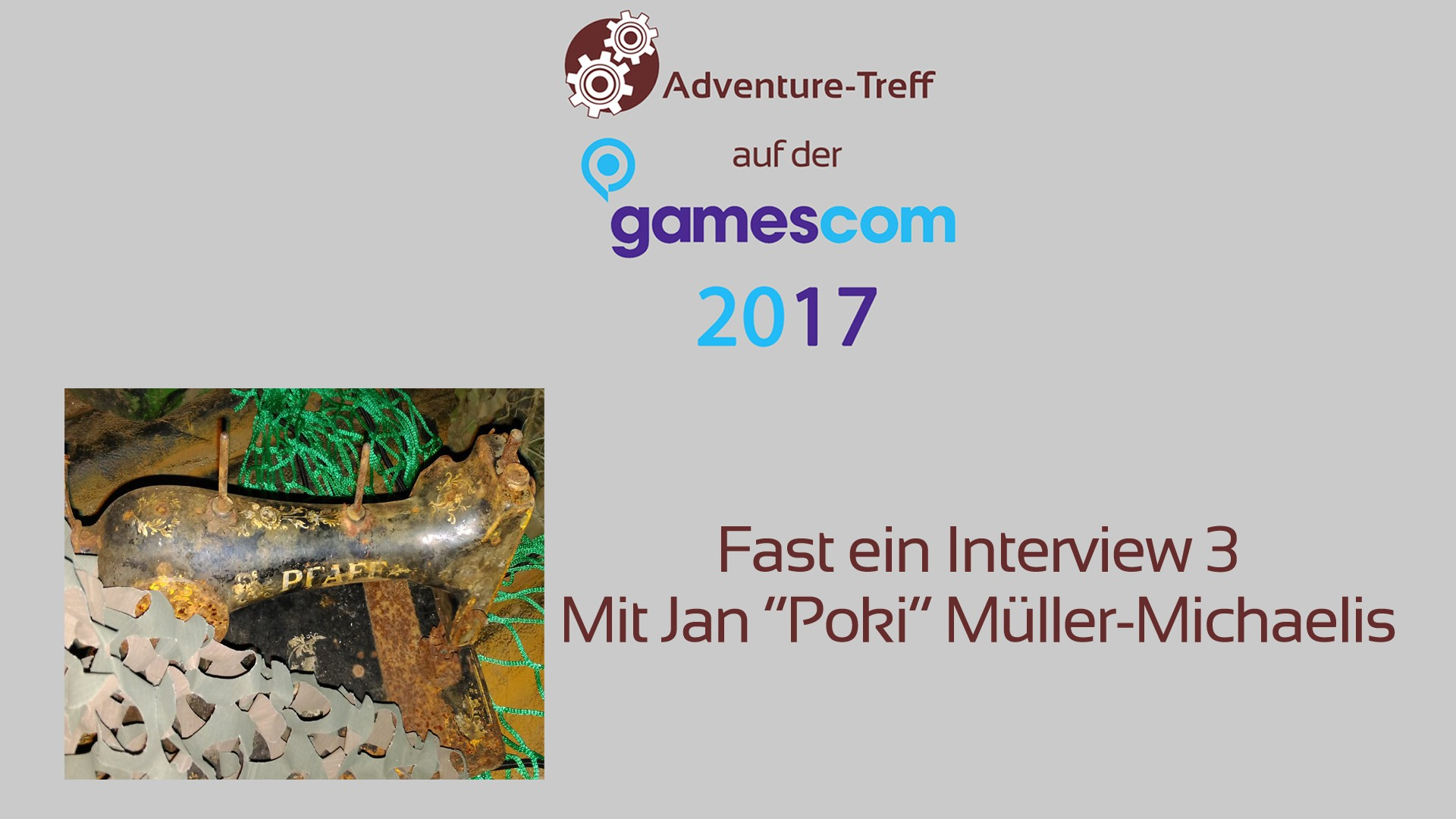 Fast ein Interview 3