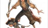 Zahlreiche Concepts zum Monkey-Island-Film geleaked