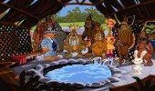 Sam & Max: Season 2, DVD, Geschichte, Comic