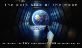 FMV-Adventure The Dark Side of the Moon bei Kickstarter
