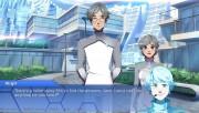 Orion - A Sci-Fi Visual Novel