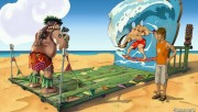 Runaway 2 - The Dream of the Turtle (Wii)