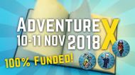 Team der AdventureX wird Ehrenmitglied im Verein
