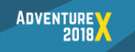 AdventureX 2018 startet morgen