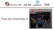 Fast eine Tradition: Fast ein Interview 4