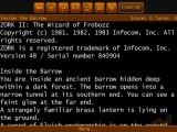 Zork 2 - The Wizard of Frobozz