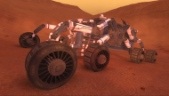 Lacuna Passage: Mars Exploration and Survival