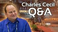 Deutsche Sprache für BASS 2, deutsche Locations für Baphomets Fluch 6 & deutsche Fan-Fragen (und Antworten) für Charles Cecil