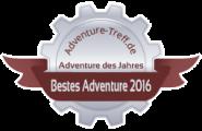 Adventure des Jahres 2016: Die Ergebnisse