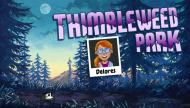 Thimbleweed Parks Delores ab sofort zum kostenlosen Download