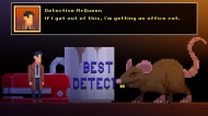 The Darkside Detective: A Fumble in the Dark ist erschienen