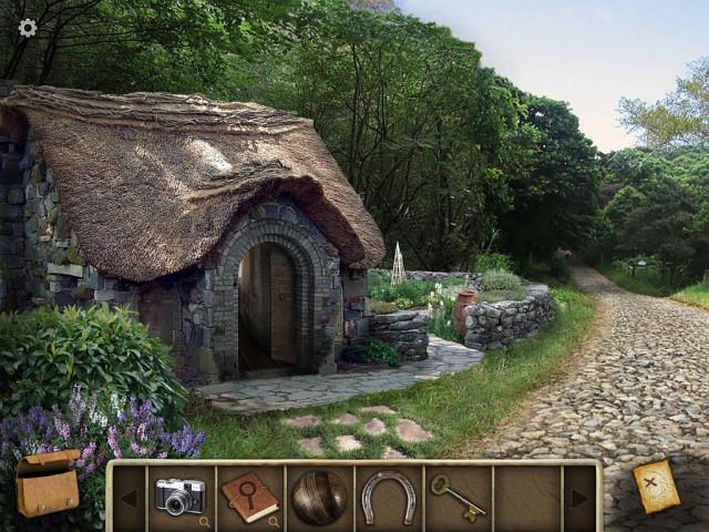 Burg von Schwarzdorn - The Mystery of Blackthorn Castle
