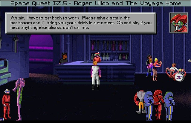 Space Quest 4.5 - Roger Wilco and The Voyage Home