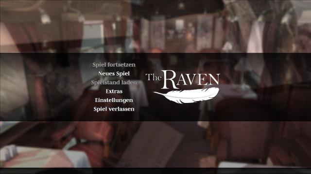 The Raven - Kapitel 1: Das Auge der Sphinx