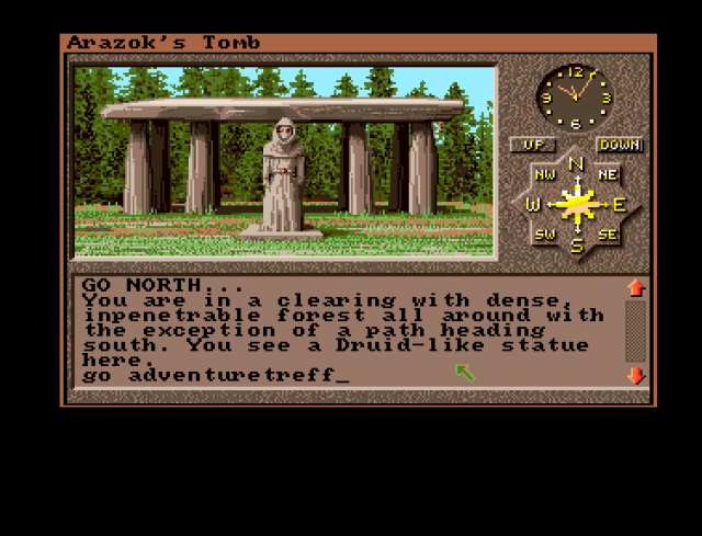 Arazok's Tomb