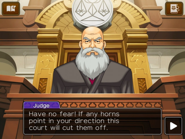 Phoenix Wright 4: Apollo Justice