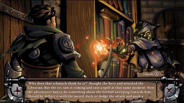Swordbreaker: The Game