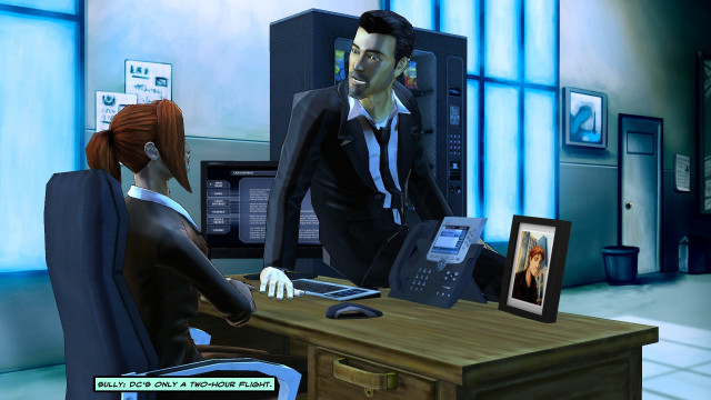 Cognition: An Erica Reed Thriller Episode 2 - The Wise Monkey