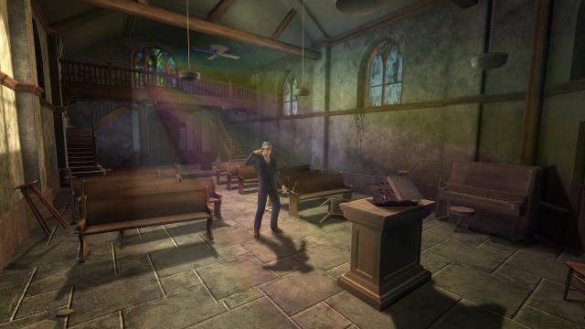 The Devil Awaits VR