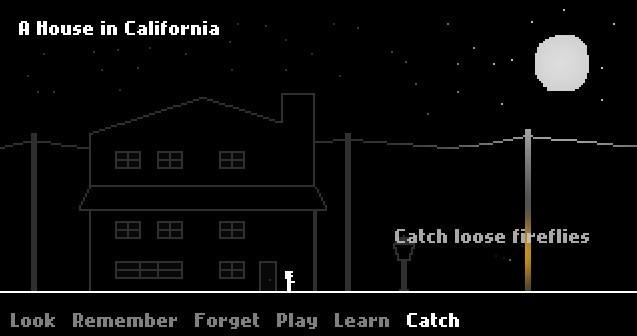 A House in California