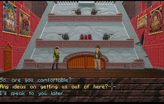 Indiana Jones and the Temple of Spheres (Demo)