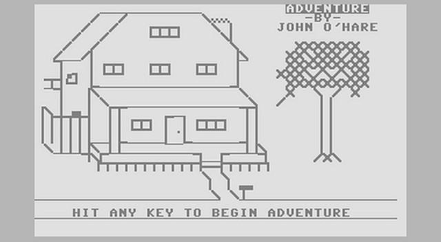 Adventure 3: Haunted Mansion