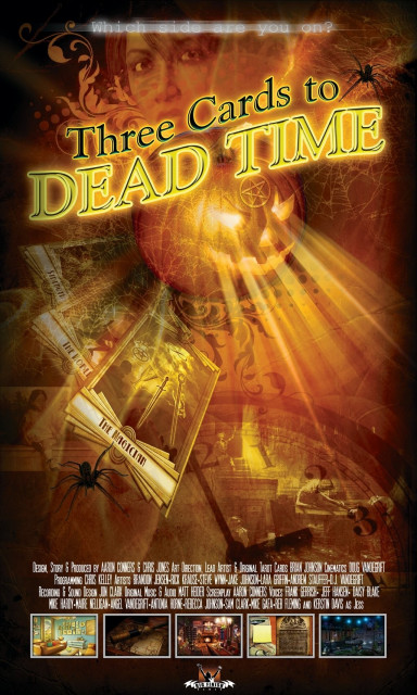 Three Cards to Dead Time