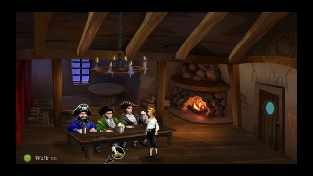 Monkey Island 1 Special Edition - The Secret of Monkey Island