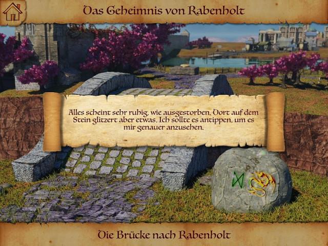 Das Geheimnis von Rabenholt