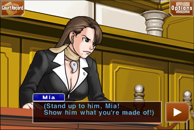 Phoenix Wright 3: Ace Attorney - Trials and Tribulations