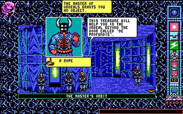 Chamber of the Sci-Mutant Priestress: K.U.L.T.