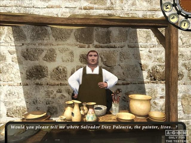 Agon 4 - The Lost Sword of Toledo