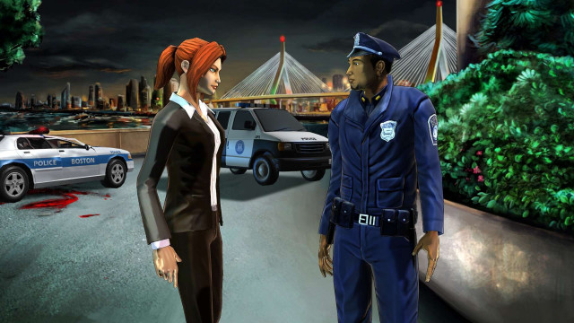 Cognition: An Erica Reed Thriller Episode 3 - The Oracle